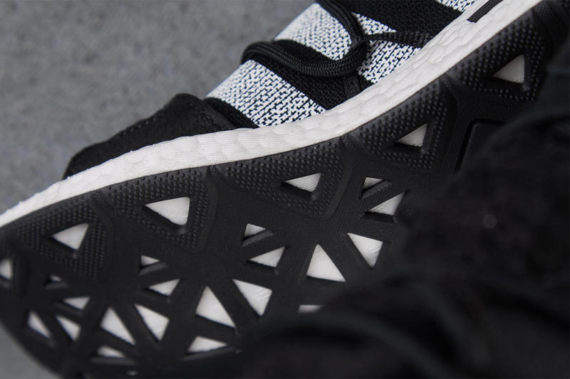 NAKED adidas Consortium ARKYN collaboration black white march 16 release  date info drop sneakers shoes footwear 7efe7745e