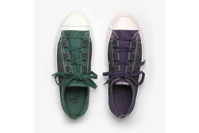 Needles Ghille Sneaker Spring Summer 2018 release purchase shop