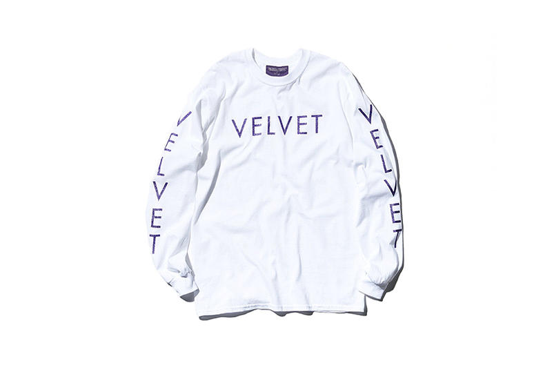 Needles Velvet nepenthes japan collaboration drop release track pants shirt japan tokyo osaka hakata south2west8