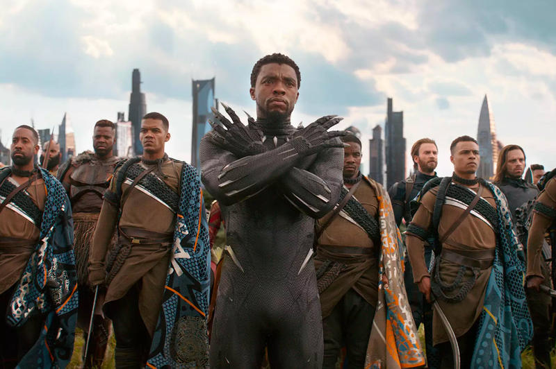 Avengers: Infinity War Photos Covers Debut entertainment weekly