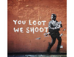 Multiple Unconfirmed Banksy Murals Appear in New York