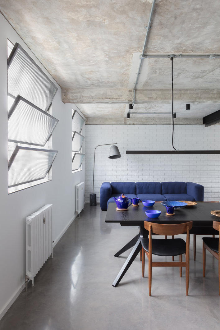 London Union Wharf House Nicholas Szczepania Architecture Interior Inspiration Design Roof Terrace Local Architects