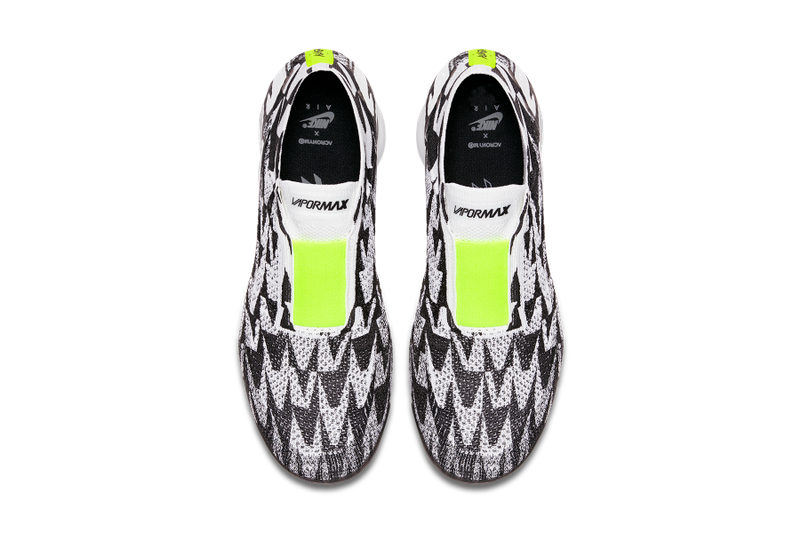 ACRONYM x Nike Air VaporMax Moc 2 Air Max Day footwear release dates 2018 march Errolson Hugh John Mayer