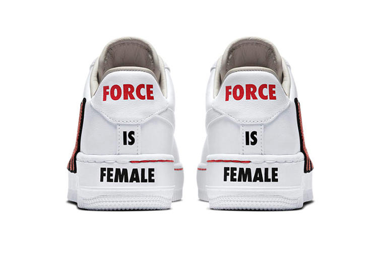 Nike Air Force 1 Upstep sequin womens sneaker shoe colorway April 2 2018  drop release info 0d166b94a