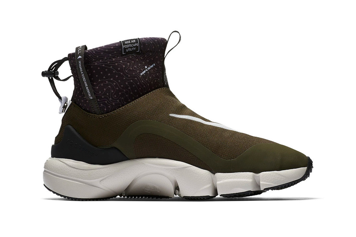 8e60ccf692a2f Nike Air Footscape Mid Utility Spring Release | HYPEBEAST