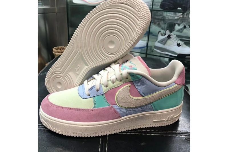 dcff235d9e5cbc A First Look at Nike s Air Force 1