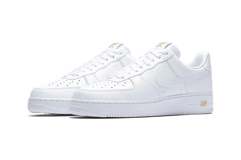 separation shoes 037e1 a355c Nike Air Force 1 Low New Logo Design | HYPEBEAST