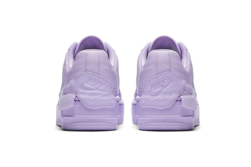 nike air force 1 jester violet