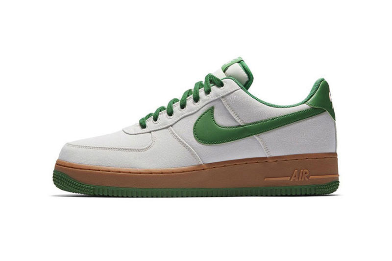 Nike Air Force 1 Low Canvas and Gum Pack Trio release
