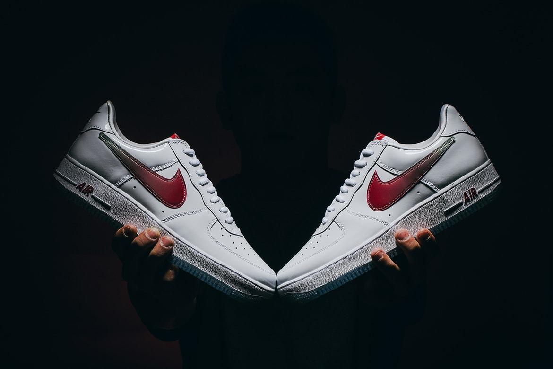 Terminología perdí mi camino Insignia  Nike Air Force 1 Low
