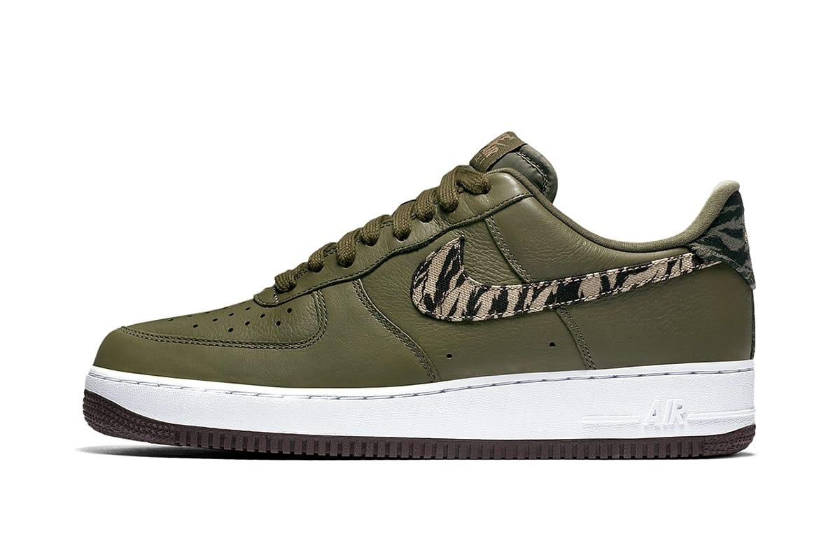 nike air force one safari