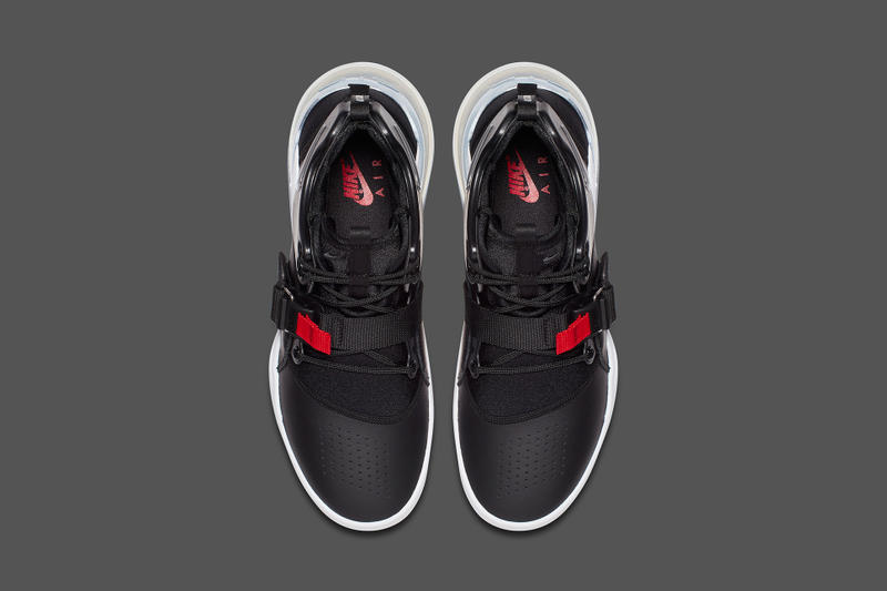 Nike Air Force 270 Bred Colorway Release black red sliver air max day air force 180