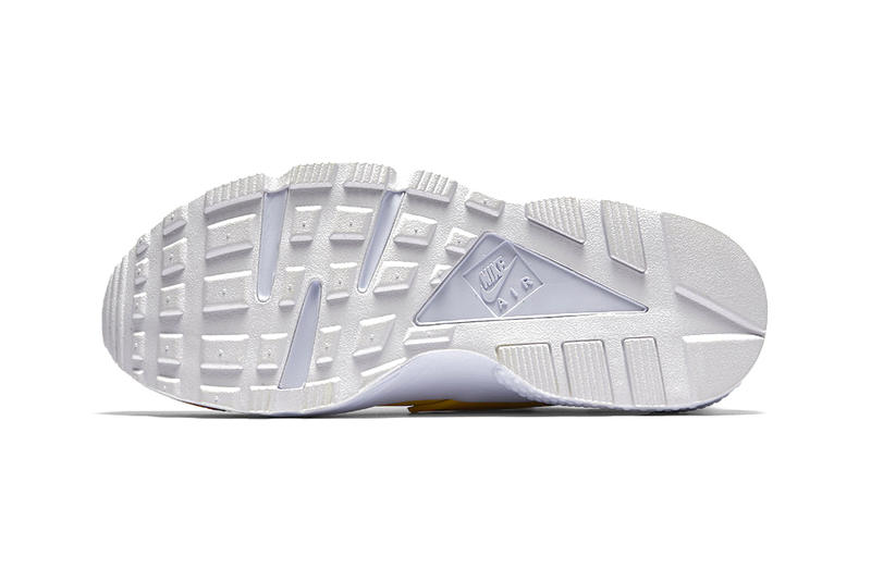 Nike Air Huarache Tour Yellow sneakers footwear