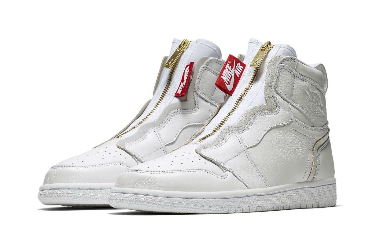 Deconstructed Air Jordan 1 High Zip