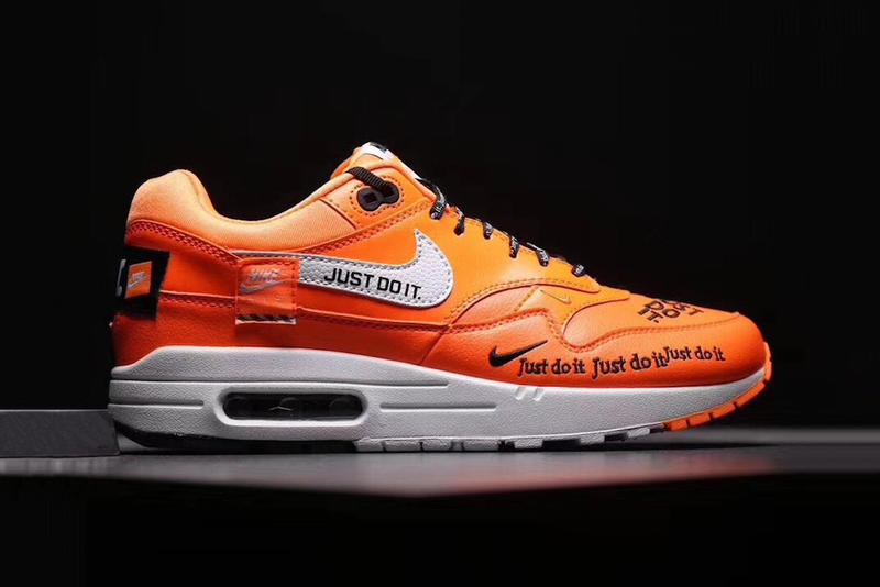 Nike Air Max 1 Just Do It Orange Lows Air Max Day