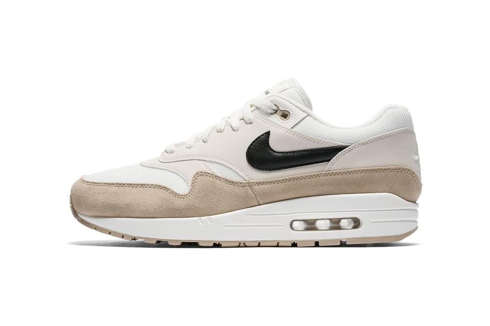 Nike Air Max 1 Spring 2018 beige off white black navy yellow release date info drop