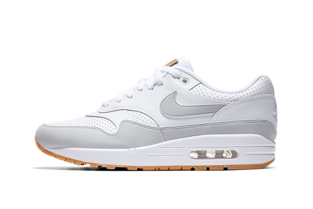 Nike Drops Air Max 1 Pure Platinum Perf