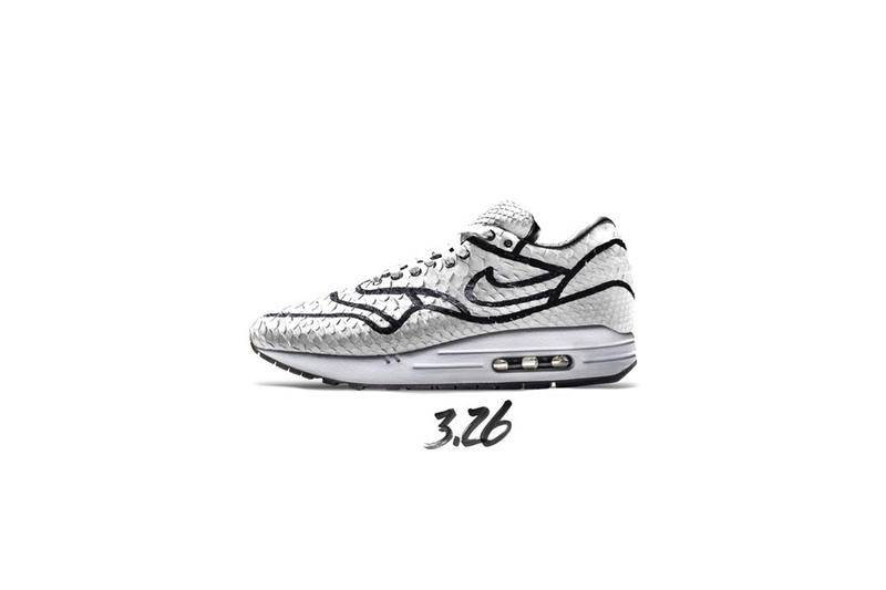 Nike Air Max 1 Shoe Surgeon Joshua Vides Nike Air Max Day Limited Edition Custom Remakes Shoe Customization