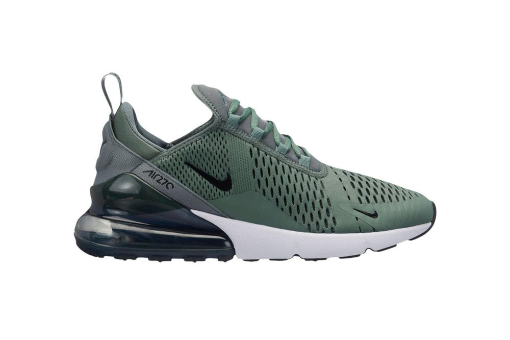 Nike Air Max 270 Clay Green april 2018 release date info drop sneakers shoes footwear
