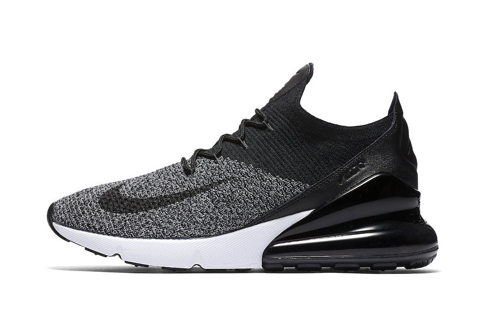 Nike Unveils the Air Max 270 Flyknit In