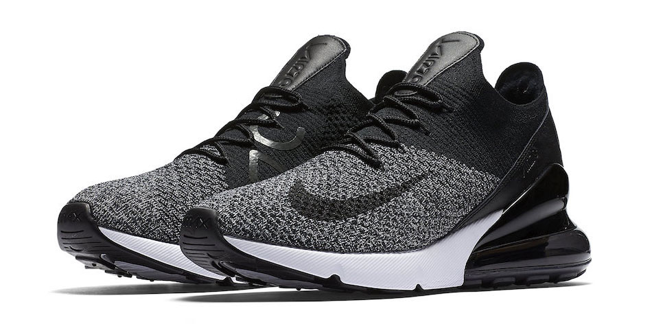 Nike Unveils The Air Max 270 Flyknit In Oreo Hypebeast