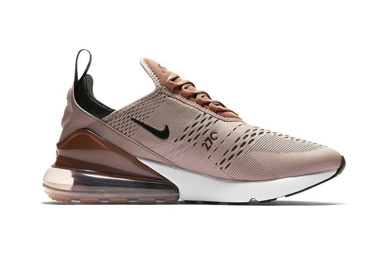 8e2e93a283648 Nike Air Max 270 Golden Tan Release Date info purchase
