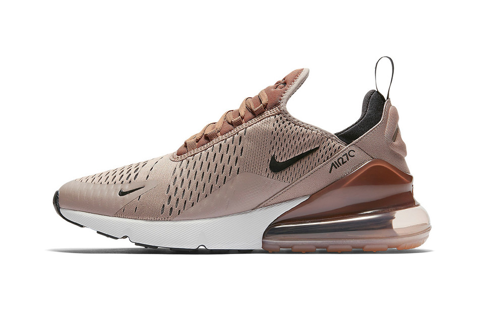 f70aa2c39a7 Nike Air Max 270 Golden Tan Release Date
