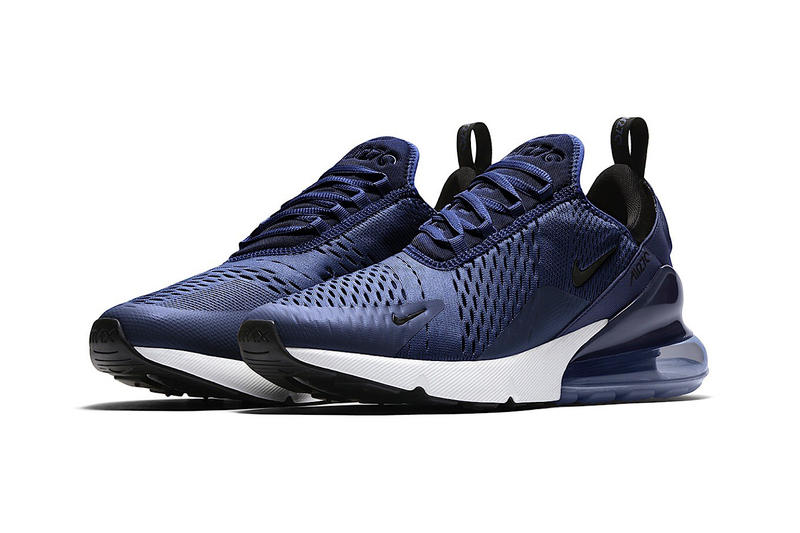 """Nike's Air Max 270 Set to Release in Exclusive """"Navy"""" Colorway"""