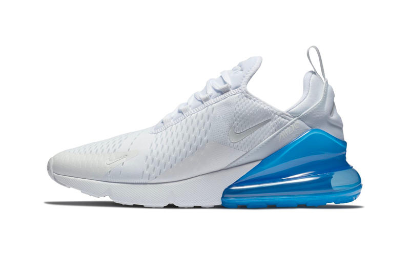 premium selection eb849 940ee Nike Air Max 270 White Photo Blue March 26 release info air max day