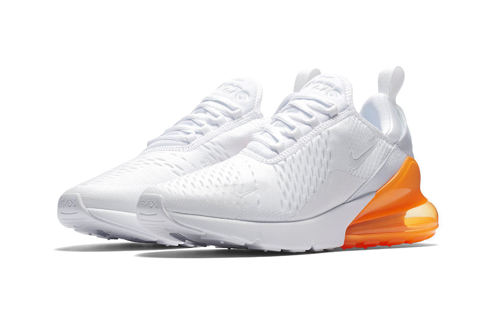 Nike Drops Air Max 270 in Two New