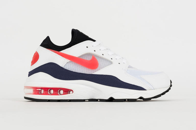 """Nike Air Max 93 """"Flame Red"""" Release Date purchase"""