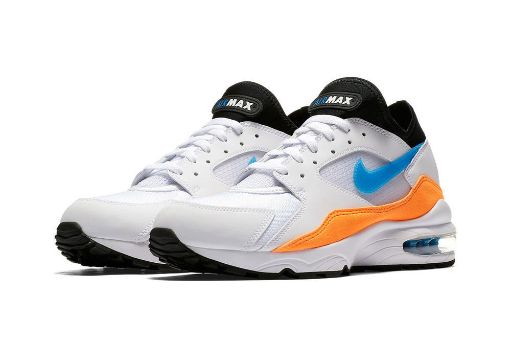 Nike Air Max 93 Nebula Blue Nike Sportswear footwear 2018 spring summer release date info drop sneakers shoes footwear
