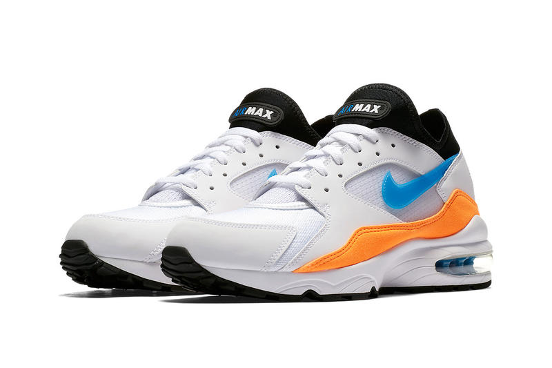 Nike Air Max 93 Nebula Blue Nike Sportswear footwear 2018 spring summer release date info drop sneakers shoes footwear