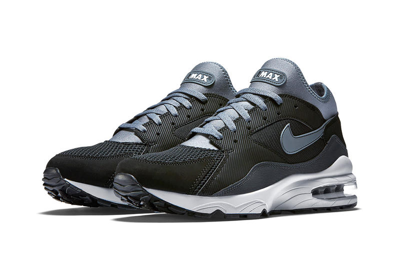 Nike Air Max 93 Neutral Indigo Obsidian Fossil White footwear 2018 spring summer release date info drop