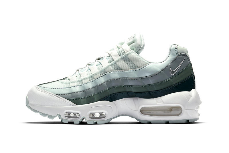 reputable site 2461a 48052 Nike Air Max 95 Clay Green Light Pumice Barely Grey footwear sneakers  spring 2018