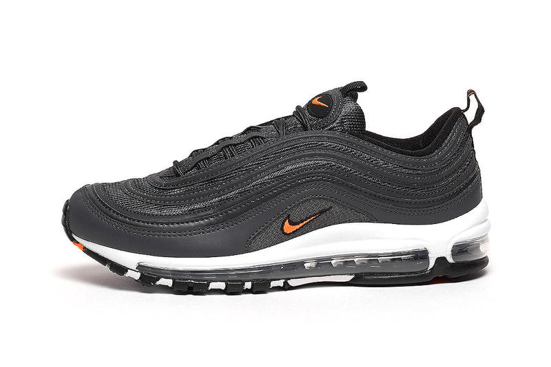 Nike Air Max 97 Anthracite/Total Orange Release purchase info date