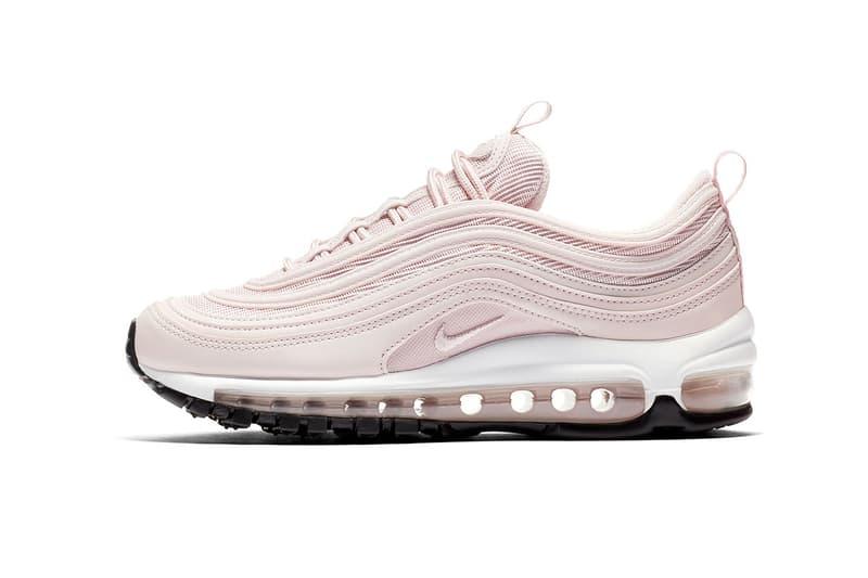 classic fit 3ecdb 8cc31 Nike Air Max 97 Soft Pink Nike Sportswear footwear 2018