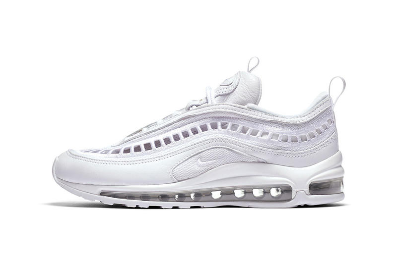 sale retailer 125fb 2994d Nike Air Max 97 Ultra 17 Vent white footwear 2018 spring summer release  date info drop