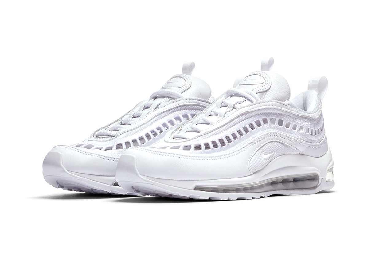 Nike Air Max 97 Ultra '17 Vent in White