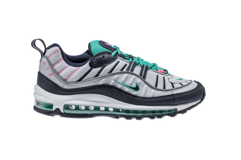 f9a15a2a39 Nike Air Max 98 South Beach april 1 2018 release date info drop sneakers  shoes footwear