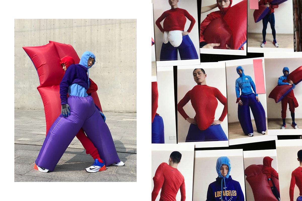 Nike Air Max Imaginair Featuring Junkai Wang x Tommy Ng Anime