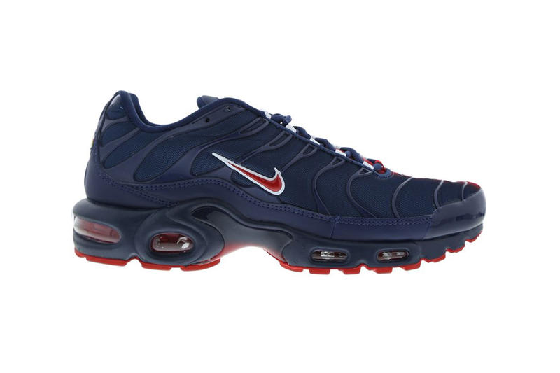 Nike French Derby Football Air Max Plus Pack PSG Paris Saint Germain Olympique de Marseille Footlocker EU