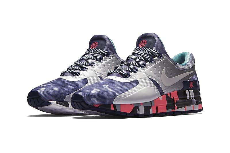Nike Air Max Zero Wang Junkai Imaginairs Collection Official Look