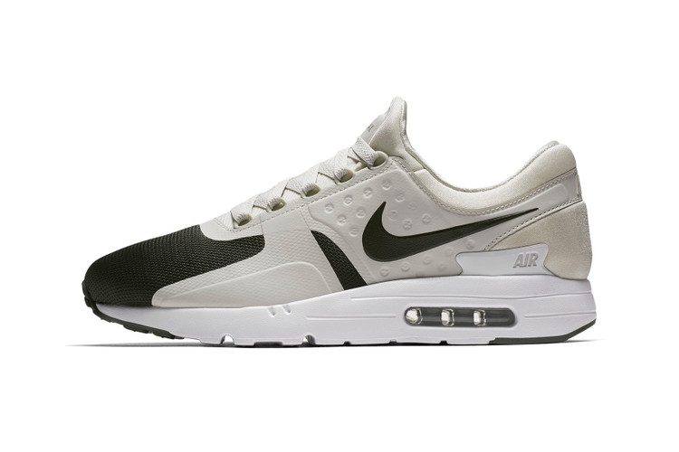 reputable site 4909b 80799 Nike Air Max Zero Gets a Luxurious