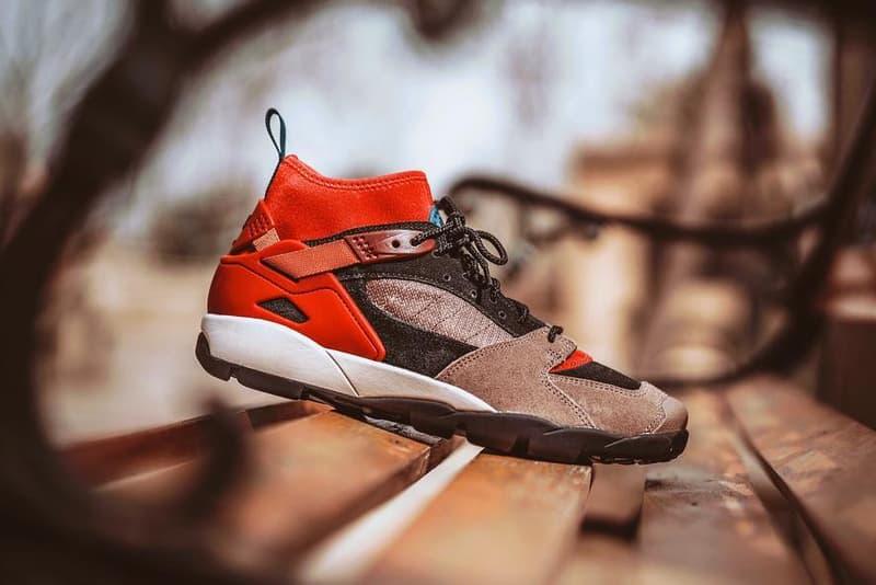 Nike Air Revaderchi footwear shoes sneakers