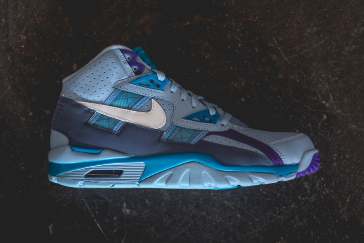 747cfb81ee8 Nike Air Trainer SC High Gets Treated to