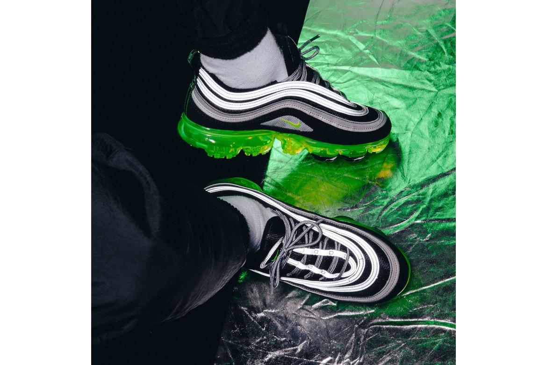 Nike Air Vapormax 97 Japan On Feet Look Hypebeast