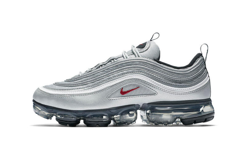 85fe5416f56d Nike Air VaporMax 97 Silver Bullet March 2018 release sneakers footwear