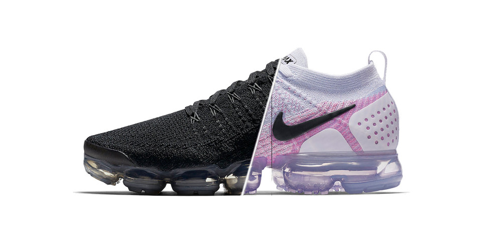 best website 138dc bcf0f Nike Air VaporMax 2.0 Black/White & Hydrogen Blue | HYPEBEAST