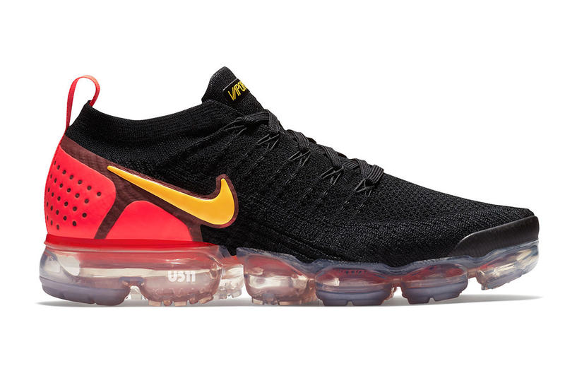 Nike Air VaporMax Flyknit 2.0 Colourways spring summer 2018 swoosh air max day
